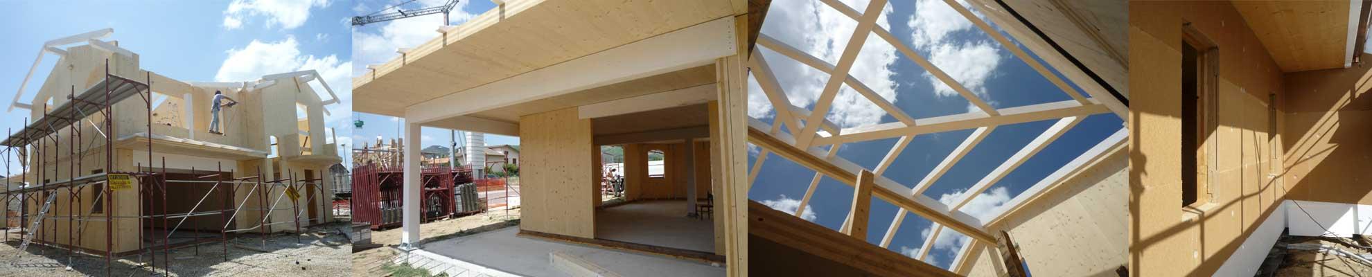 Casa a due piani umbertide umbria costantini sistema for Moderni piani di casa eco