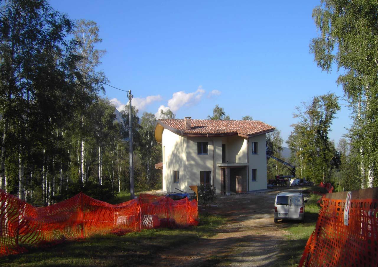 Casa a due piani emilia romagna costantini sistema legno for Piani di trasporto a casa