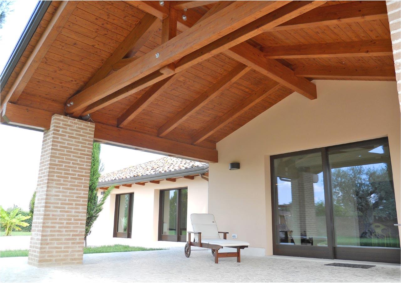 Casa a un piano perugia costantini sistema legno - Alzare casa di un piano costi ...