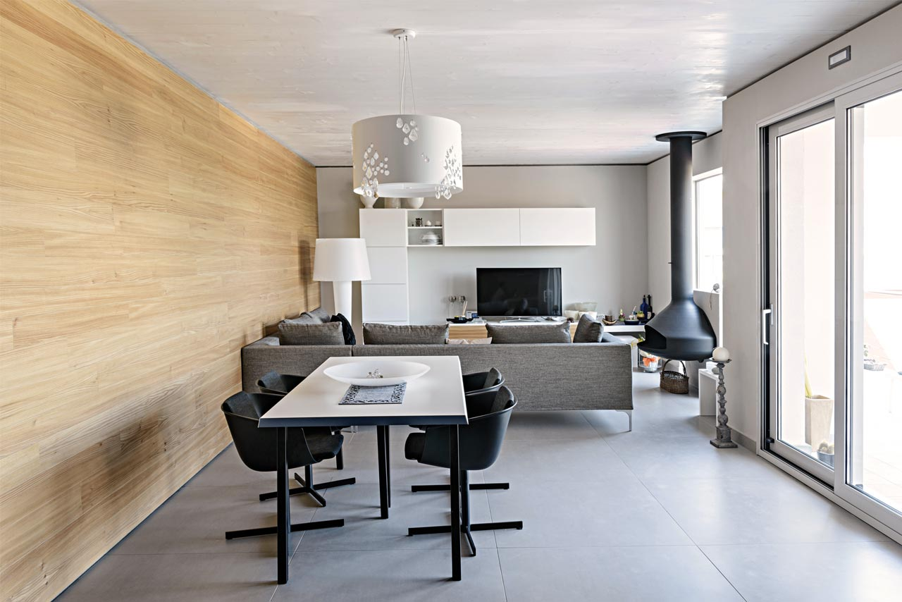 Ampliamento e sopraelevazione 3 piani livorno for Moderni piani di casa eco