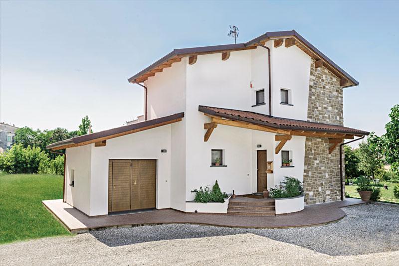 Case in legno il comfort da abitare per sempre for Lacost case in legno