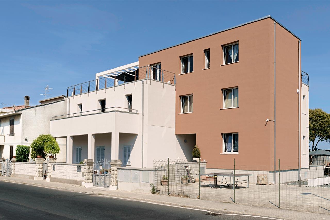 Ampliamento e sopraelevazione 3 piani livorno for Aprire piani casa seminterrato