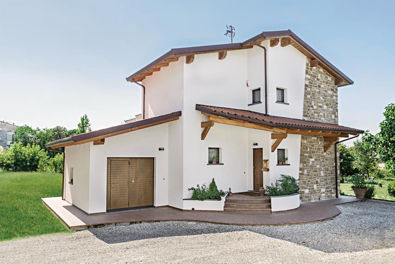 Casa in legno siena toscana costantini sistema legno for Case di legno tedesche