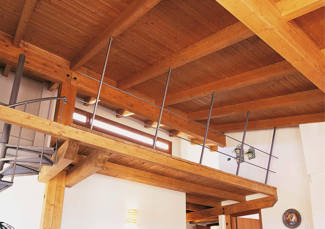 Casa a un piano teramo abruzzo costantini sistema legno for Www ottenere un piano casa com