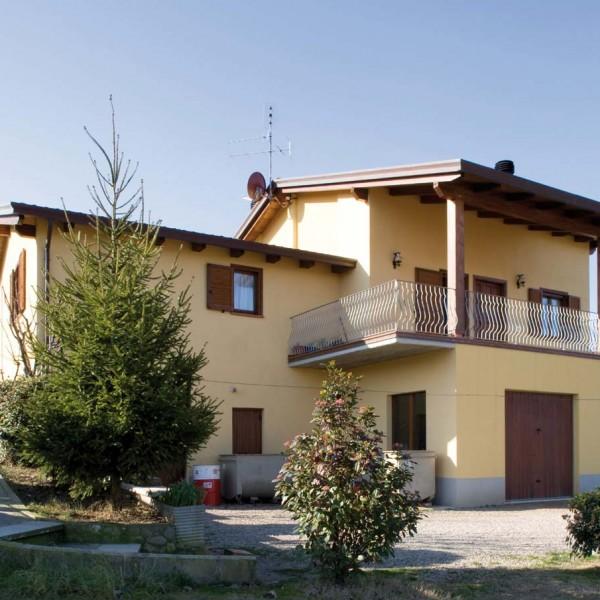 Casa A Due Piani Todi Umbria Costantini Sistema Legno