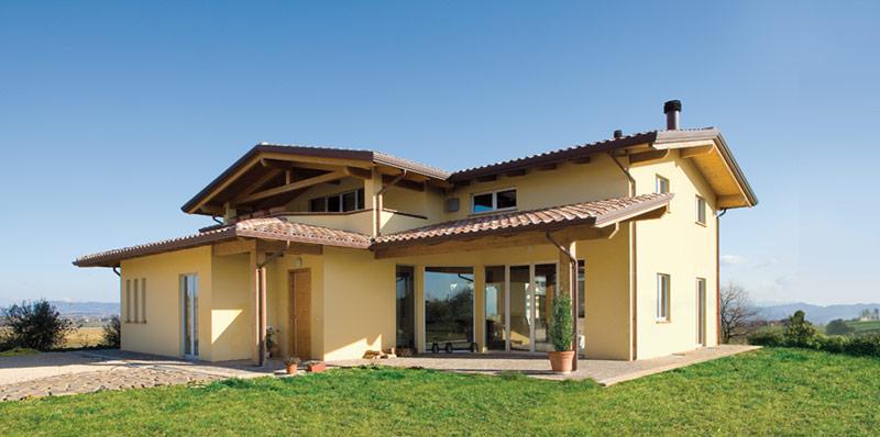 casa in legno o in muratura quale dura di pi