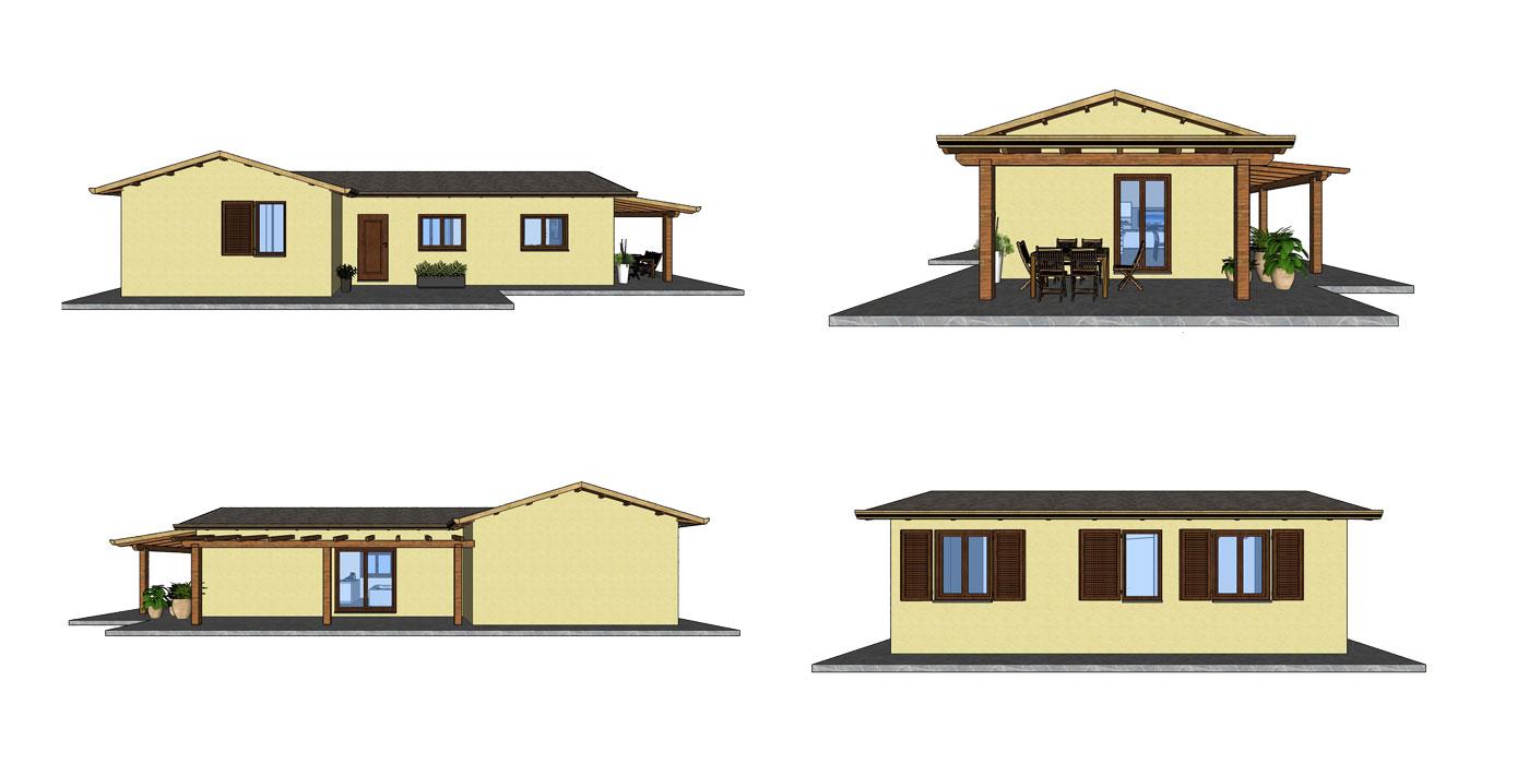 catalogo case in legno costantini sistema legno