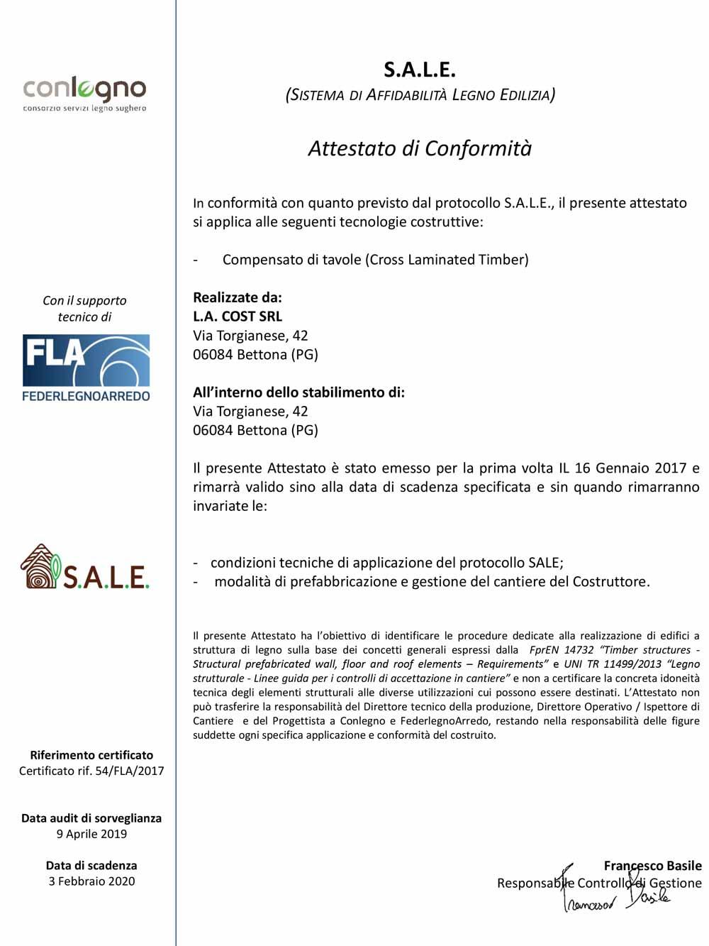 certificato_protocollo_sale_costantini_2019
