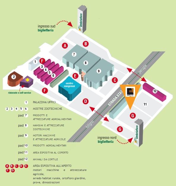 mappa agriumbria cost