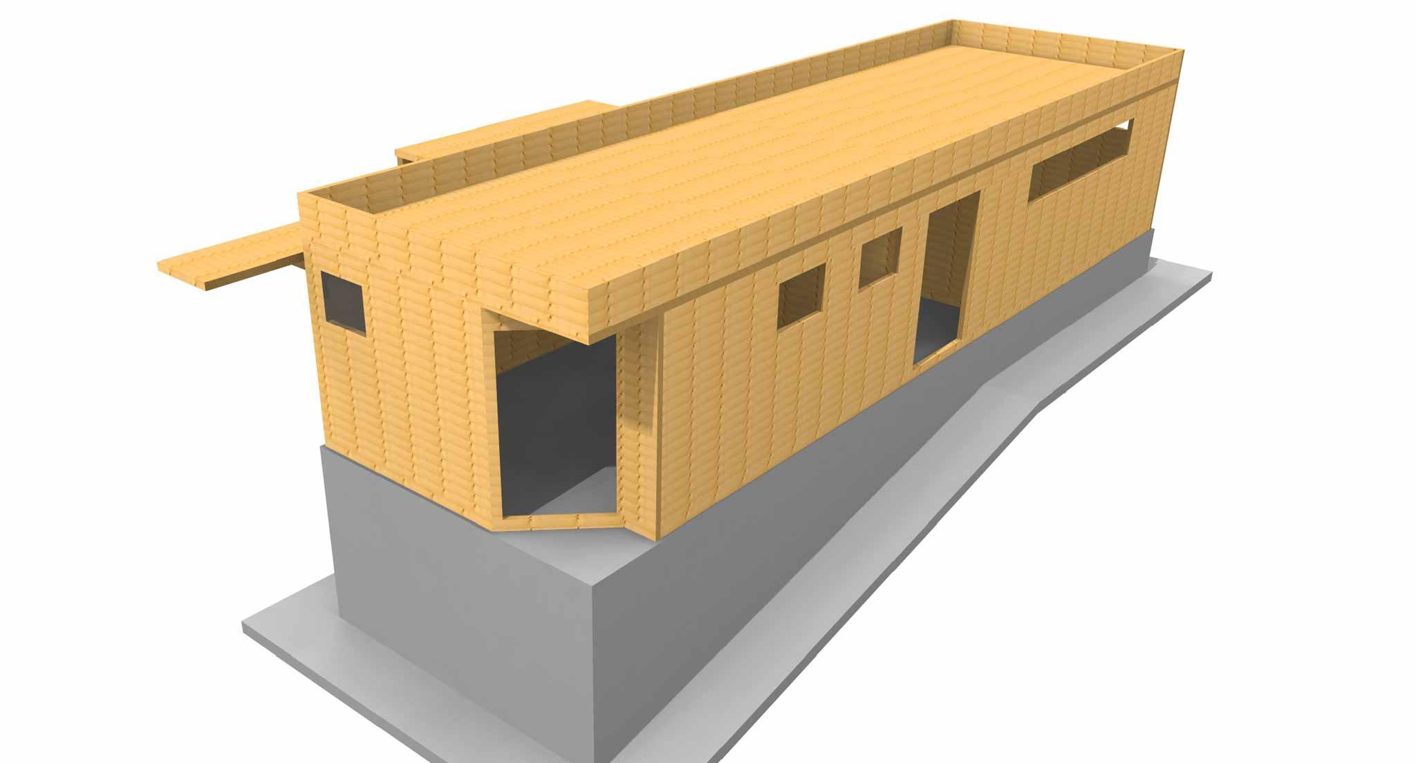 Viterbo open day cantiere casa in legno 10 giugno 2017 for Costantini case in legno