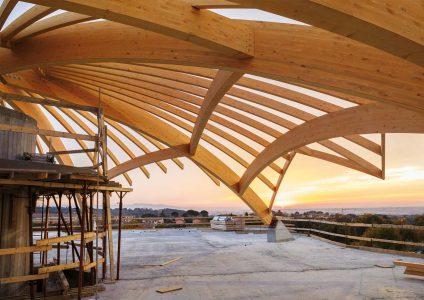 Come realizzare un tetto in legno latest come realizzare for Lacost case in legno