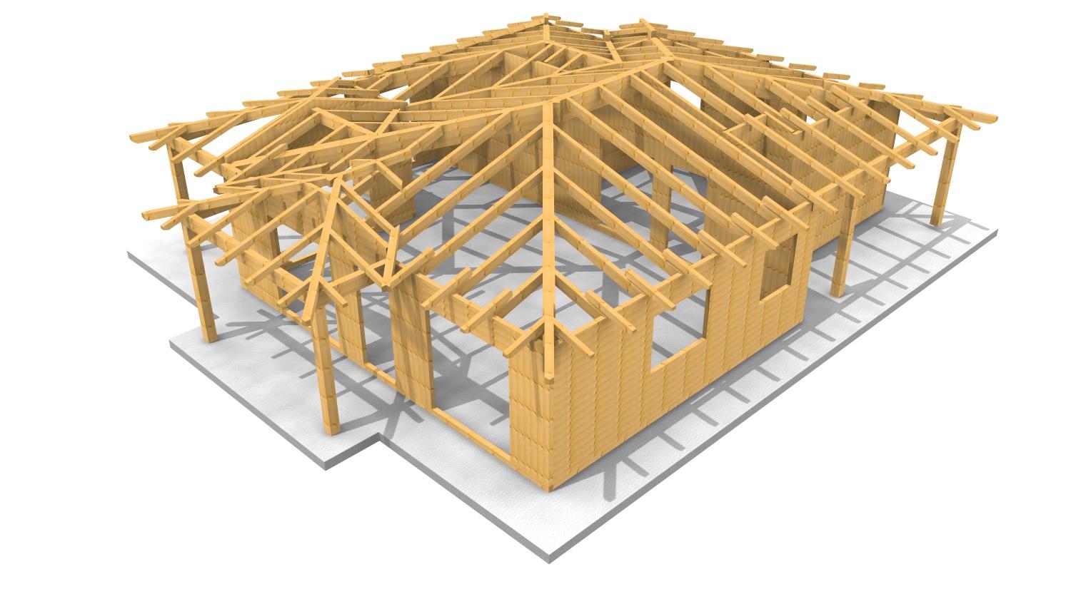 casa in legno terni 3d_1