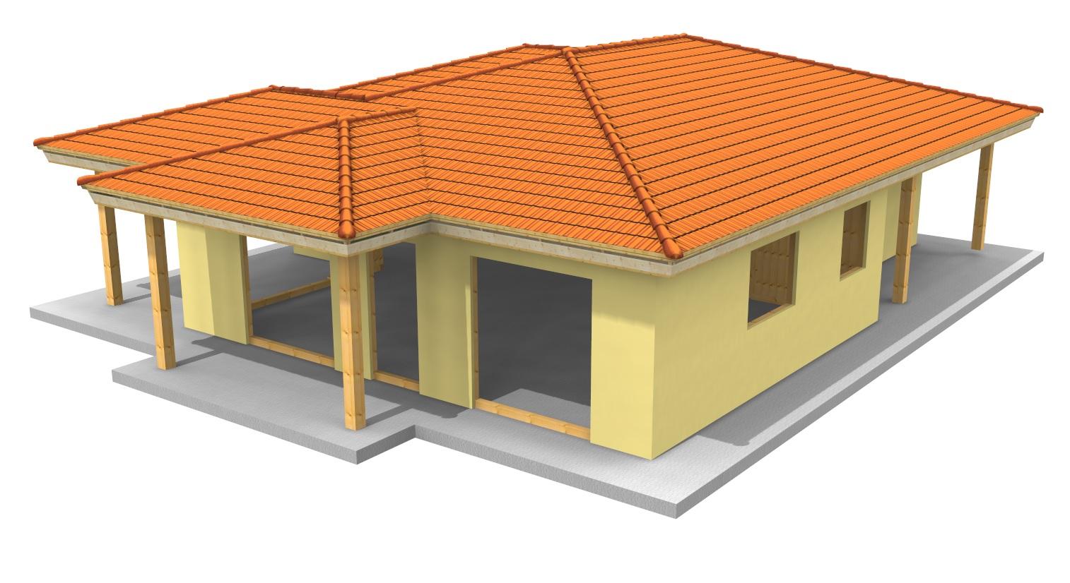 casa in legno terni 3d_2