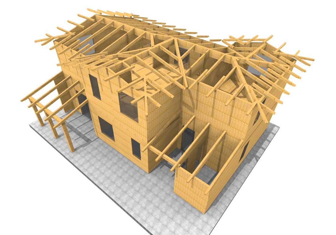 Scale Prefabbricate Per Esterni Sardegna s. pietro in campiano (ra) – open day cantiere casa in legno