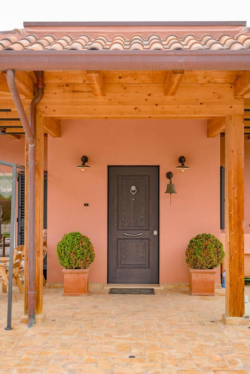 Casa a due piani - Fermo 2 - Marche - Costantini Sistema Legno